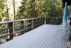 Unit A deck